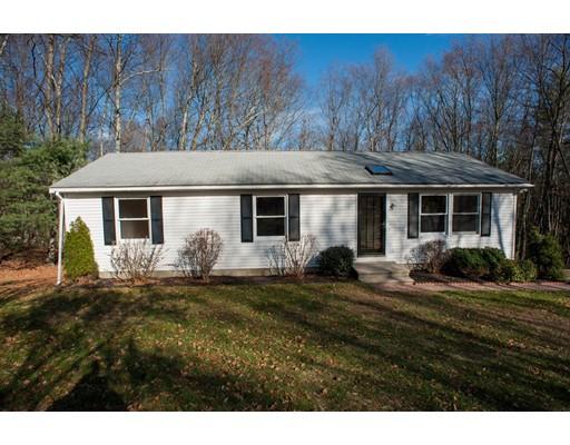 Maison unifamiliale pour l Vente à 116 Freedoms Way 116 Freedoms Way Northbridge, Massachusetts 01534 États-Unis
