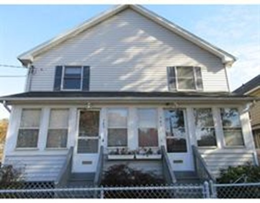 Single Family Home for Rent at 761 Saint James Avenue Springfield, Massachusetts 01104 United States
