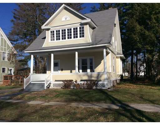 Single Family Home for Sale at 9 Bowles Street 9 Bowles Street Greenfield, Massachusetts 01301 United States