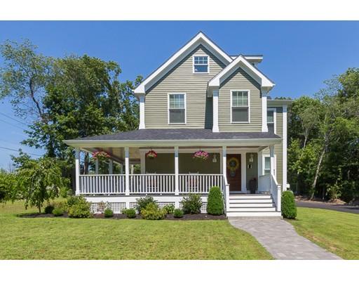 واحد منزل الأسرة للـ Sale في 17 Sweetwater Street 17 Sweetwater Street Saugus, Massachusetts 01906 United States