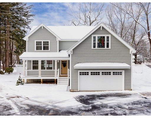 Casa Unifamiliar por un Venta en 175 Storey Avenue 175 Storey Avenue Newburyport, Massachusetts 01950 Estados Unidos