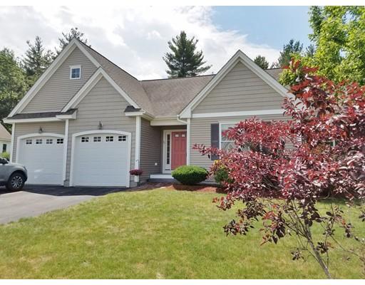 Appartement en copropriété pour l Vente à 5 Crystal Lane #0 5 Crystal Lane #0 Amherst, New Hampshire 03031 États-Unis