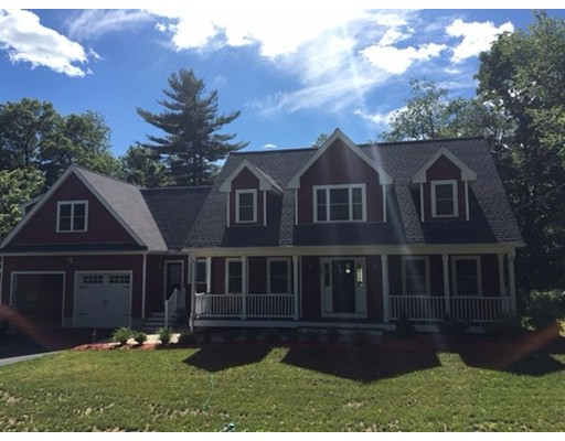 Single Family Home for Sale at 32 Harvard Road 32 Harvard Road Bolton, Massachusetts 01740 United States