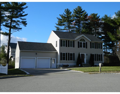 Single Family Home for Sale at 84 Johnson Drive 84 Johnson Drive Randolph, Massachusetts 02368 United States
