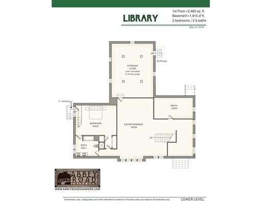 16 Abbey Road 16, Sherborn, MA, 01770