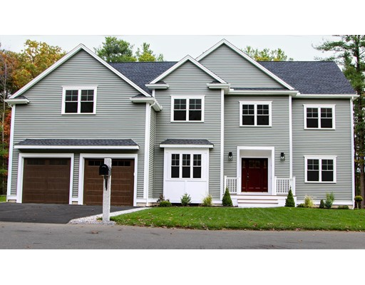 واحد منزل الأسرة للـ Sale في 11 Liberty Avenue 11 Liberty Avenue Burlington, Massachusetts 01803 United States