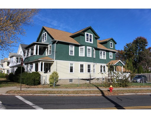 Apartment for Rent at 437 Springfield Street #1 437 Springfield Street #1 Chicopee, Massachusetts 01013 United States