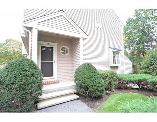 Condominio por un Venta en 12 Brookfield 12 Brookfield Groton, Massachusetts 01450 Estados Unidos