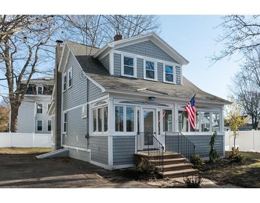 Casa Unifamiliar por un Venta en 5 Winter Street 5 Winter Street Amesbury, Massachusetts 01913 Estados Unidos