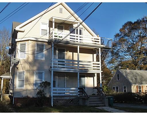 Частный односемейный дом для того Аренда на 24 Summer Street 24 Summer Street Attleboro, Массачусетс 02703 Соединенные Штаты