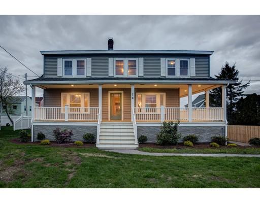 Maison unifamiliale pour l Vente à 14 Cliff Avenue 14 Cliff Avenue Hampton, New Hampshire 03842 États-Unis