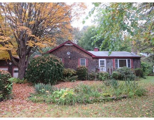 Single Family Home for Sale at 124 Laurel Street 124 Laurel Street Greenfield, Massachusetts 01301 United States