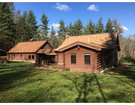 Single Family Home for Sale at 57 E. River Road 57 E. River Road Middlefield, Massachusetts 01243 United States