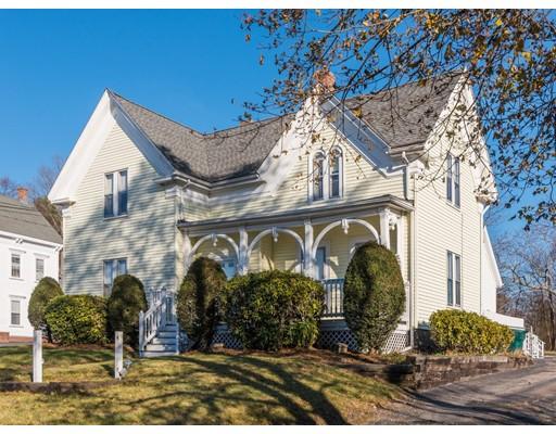 Частный односемейный дом для того Продажа на 135 S Franklin Street 135 S Franklin Street Holbrook, Массачусетс 02343 Соединенные Штаты