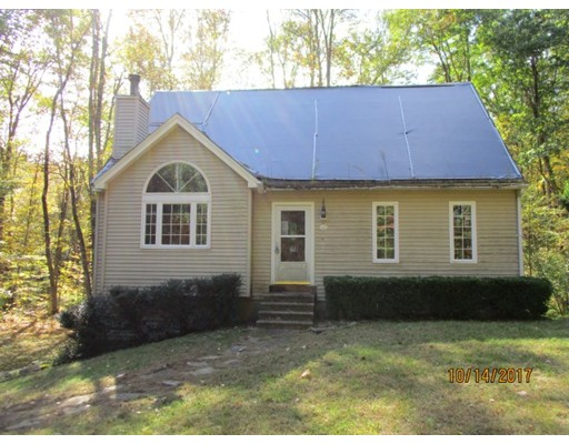 Single Family Home for Sale at 2 Linden Lane 2 Linden Lane Pepperell, Massachusetts 01463 United States