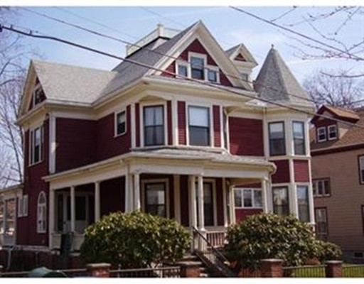 Single Family Home for Sale at 135 Hawthorne Street Malden, 02148 United States