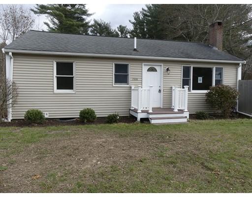Maison unifamiliale pour l Vente à 1968 Washington Street 1968 Washington Street East Bridgewater, Massachusetts 02333 États-Unis