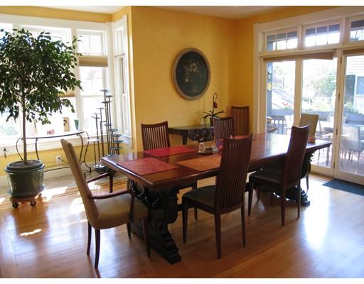 Таунхаус для того Аренда на 36 Garden Street #0 36 Garden Street #0 Cambridge, Массачусетс 02138 Соединенные Штаты