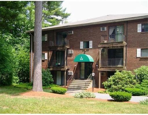 Квартира для того Аренда на 276 Codman Hill Rd #25A 276 Codman Hill Rd #25A Boxborough, Массачусетс 01719 Соединенные Штаты