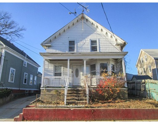 Single Family Home for Sale at 144 Berkshire Street Providence, 02908 United States