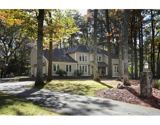 Single Family Home for Sale at 51 Shadow Oak Drive 51 Shadow Oak Drive Sudbury, Massachusetts 01776 United States