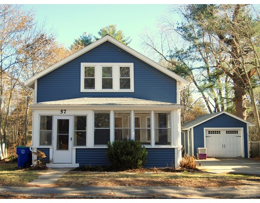 Casa Unifamiliar por un Venta en 57 Sunnybank Avenue 57 Sunnybank Avenue Rockland, Massachusetts 02370 Estados Unidos