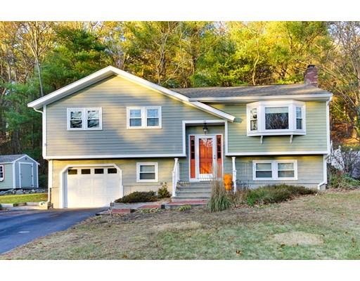 Частный односемейный дом для того Продажа на 45 Mountain Road 45 Mountain Road Burlington, Массачусетс 01803 Соединенные Штаты