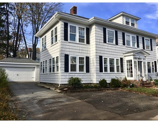 Single Family Home for Rent at 5 Hopkins Avenue 5 Hopkins Avenue Beverly, Massachusetts 01915 United States