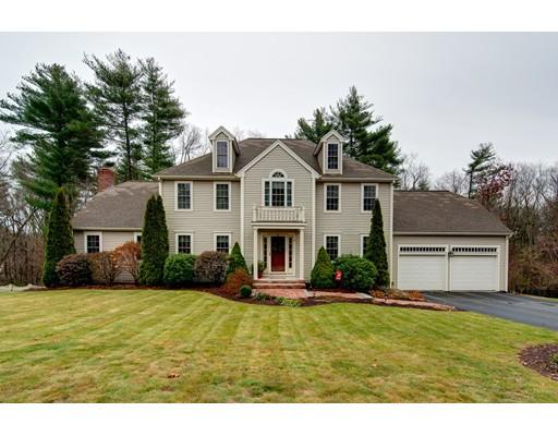 Частный односемейный дом для того Продажа на 14 Hunter Lane 14 Hunter Lane Sturbridge, Массачусетс 01518 Соединенные Штаты