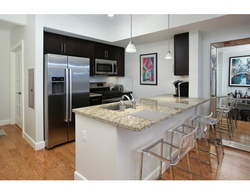 Condominium for Sale at 1501 Commonwealth Avenue 1501 Commonwealth Avenue Boston, Massachusetts 02135 United States