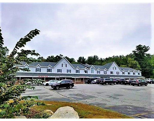 Commercial للـ Rent في 130 Middlesex Road 130 Middlesex Road Tyngsborough, Massachusetts 01879 United States