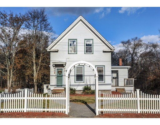 Single Family Home for Sale at 208 Plymouth Street 208 Plymouth Street Holbrook, Massachusetts 02343 United States
