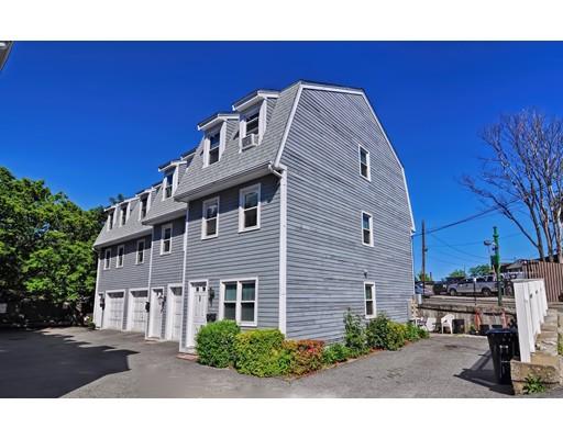Appartement en copropriété pour l Vente à 1 Clark Street 1 Clark Street Somerville, Massachusetts 02143 États-Unis