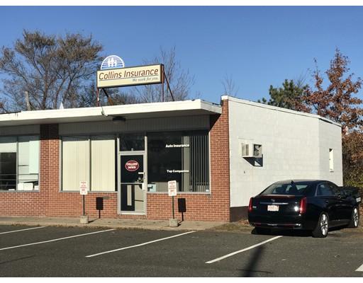 Commercial for Rent at 8 White Street 8 White Street Ludlow, Massachusetts 01056 United States
