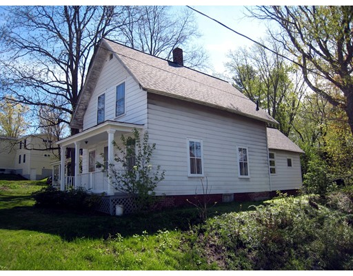 Single Family Home for Sale at 28 Mohawk Trail 28 Mohawk Trail Greenfield, Massachusetts 01301 United States
