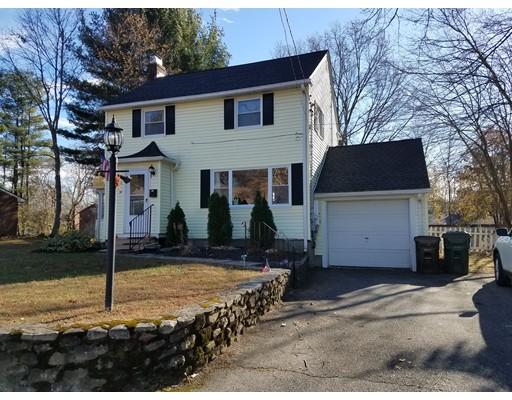 واحد منزل الأسرة للـ Sale في 14 Barbara Avenue 14 Barbara Avenue Auburn, Massachusetts 01501 United States