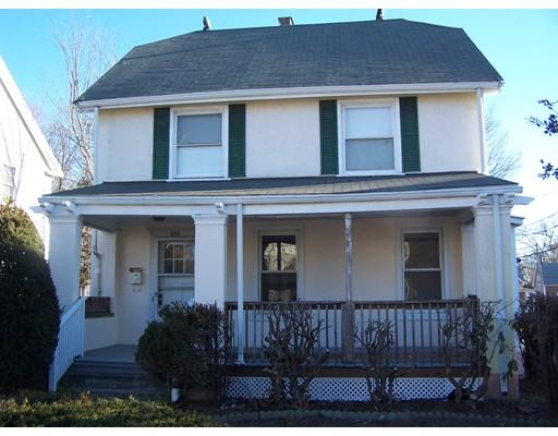 Single Family Home for Rent at 427 N Main Street 427 N Main Street Randolph, Massachusetts 02368 United States