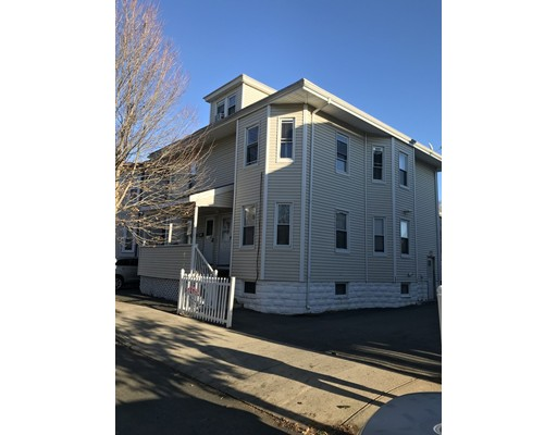 Multi-Family Home for Sale at 23 Newton Street 23 Newton Street Everett, Massachusetts 02149 United States