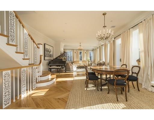 Casa Unifamiliar por un Venta en 93 Charter Street Boston, Massachusetts 02113 Estados Unidos
