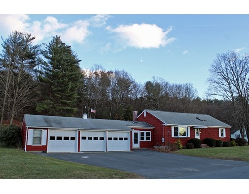 Single Family Home for Sale at 155 Bald Mountain Road 155 Bald Mountain Road Bernardston, Massachusetts 01337 United States