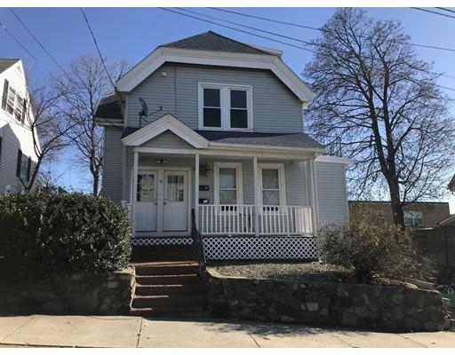 独户住宅 为 出租 在 9 Irving Street Everett, 马萨诸塞州 02149 美国
