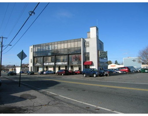 Commercial for Sale at 541 West Street 541 West Street Brockton, Massachusetts 02301 United States