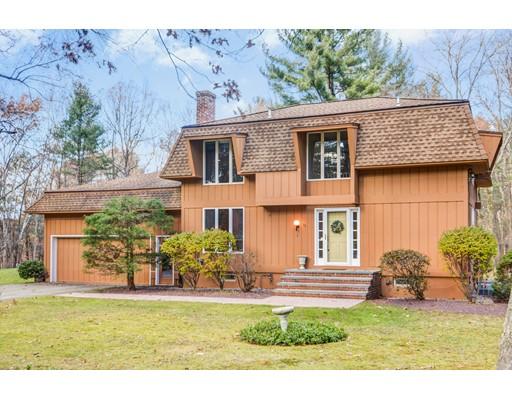 Maison unifamiliale pour l Vente à 33 Blanchard Road 33 Blanchard Road Harvard, Massachusetts 01451 États-Unis