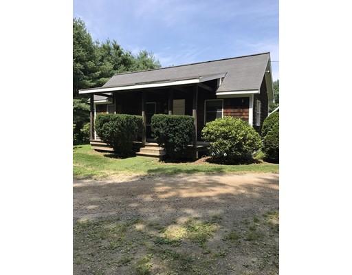 Maison unifamiliale pour l Vente à 294 Leverett Road 294 Leverett Road Amherst, Massachusetts 01002 États-Unis