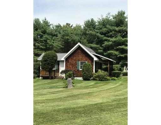 Casa Unifamiliar por un Venta en 294 Leverett Road 294 Leverett Road Amherst, Massachusetts 01002 Estados Unidos