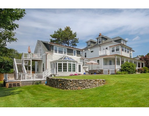 Multi-Family Home for Sale at 117 Clifton Avenue 117 Clifton Avenue Marblehead, Massachusetts 01945 United States
