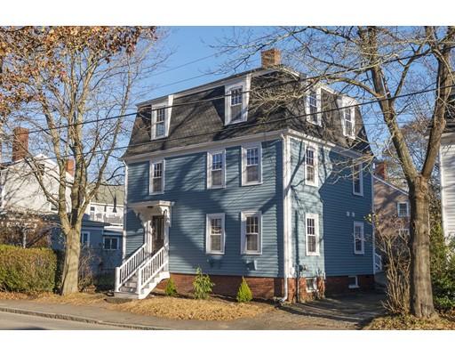 多户住宅 为 销售 在 23 School Street 23 School Street 曼彻斯特, 马萨诸塞州 01944 美国