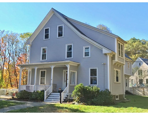 Многосемейный дом для того Продажа на 44 GREENWOOD LANE 44 GREENWOOD LANE Waltham, Массачусетс 02451 Соединенные Штаты