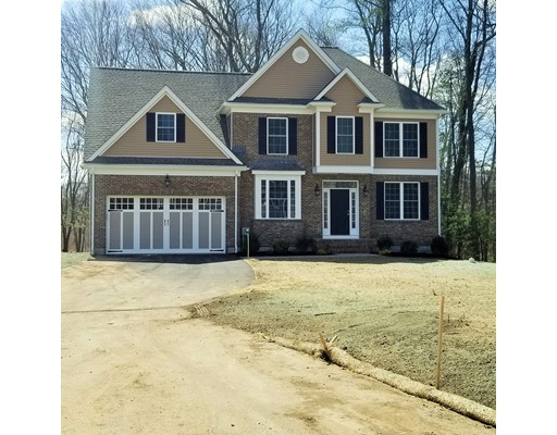 Single Family Home for Sale at 3 Lot 2 Sorrento Lane 3 Lot 2 Sorrento Lane Medway, Massachusetts 02053 United States