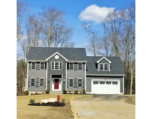 Single Family Home for Sale at 4 Lot 3 Sorrento Lane 4 Lot 3 Sorrento Lane Medway, Massachusetts 02053 United States